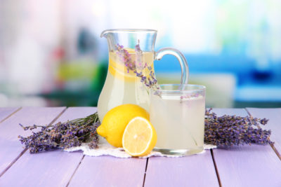 Melinda Lee's Lavender Lemonade
