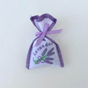 """""""Lavender"""" Pouch Sachet"""