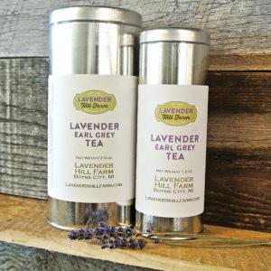 Lavender Earl Grey Tea 2.6 oz.